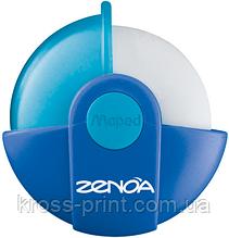 Ластик ZENOA в поворотном защитном футляре