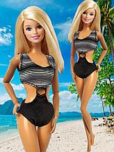 Одежда для кукол Барби - (купальник)*