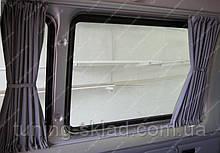 Автомобильные шторки для Опель Мовано (шторки на стекла Opel Movano)