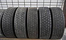 Грузовые шины б/у 315/80 R22.5 Continental HDR2, 5 шт.