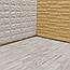 Пол пазл - модульное напольное покрытие 600x600x10мм белое дерево, фото 3