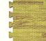 Підлогу пазл - модульне підлогове покриття 600х600х10мм темне дерево, фото 3