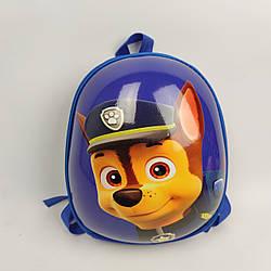 Милый детский рюкзачок Синий Веселые щенята