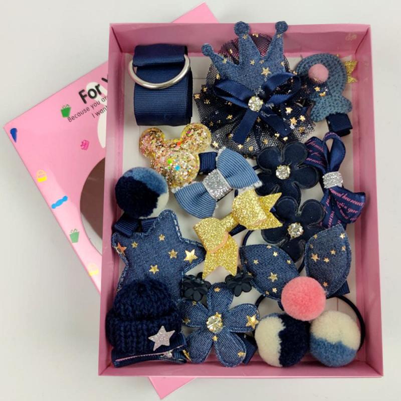 Аксесуари для волосся Princess Magic синій