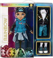 Кукла Rainbow High Рэйнбоу Хай Ривер Кендалл River Kendall 572145 оригинал