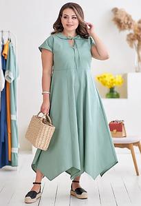 Коллекция женской одежды из натуральных тканей