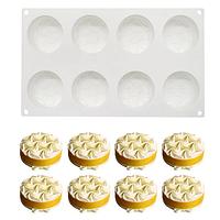 Форма силиконовая для евродесертов Свадьба из 8 шт, фото 1