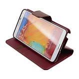 Чохол-книжка Mercury Goospery Sonata Diary Case для Samsung Galaxy Note 3 Neo N750 7505, фото 2