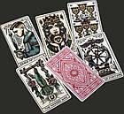 Карты Таро Татуировок (Тату Таро) Tattoo Tarot: Ink & Intuition, фото 3