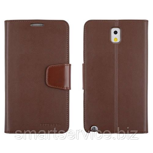 Чехол-книжка Mercury Goospery Sonata Diary Case для Samsung Galaxy Note 3 Neo N750 7505
