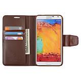 Чехол-книжка Mercury Goospery Sonata Diary Case для Samsung Galaxy Note 3 Neo N750 7505, фото 4