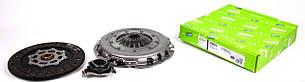 Комплект зчеплення Fiat Doblo 1.9 JTD 01- (+вижимний) VALEO ( Німеччина ) 826525