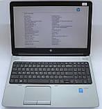 """HP ProBook 650 G1 15.6"""" i5-4200M/4GB/128GB SSD #1547, фото 2"""