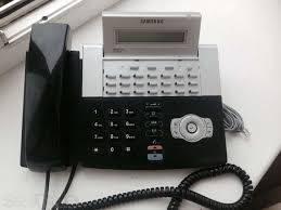 Системный телефон Samsung OfficeServ DS-5021D, бу