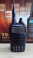 Радиостанция Quansheng TG-UV2, двухдиапазонная рация