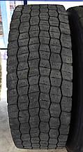 Грузовая шина б/у 315/80 R22.5 Michelin X MultiWay 3D, одна