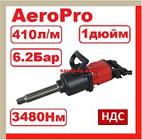 AeroPro RP7495. 1 дюйм. Пневмогайковерт для грузовых автомобилей, грузовой, грузового шиномонтажа