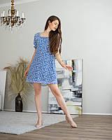 """Очаровательное легкое платье """"321"""" Размеры 42-44,46-48,50-52."""