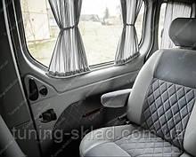 Автомобильные шторки для Опель Виваро (шторки на стекла Opel Vivaro)
