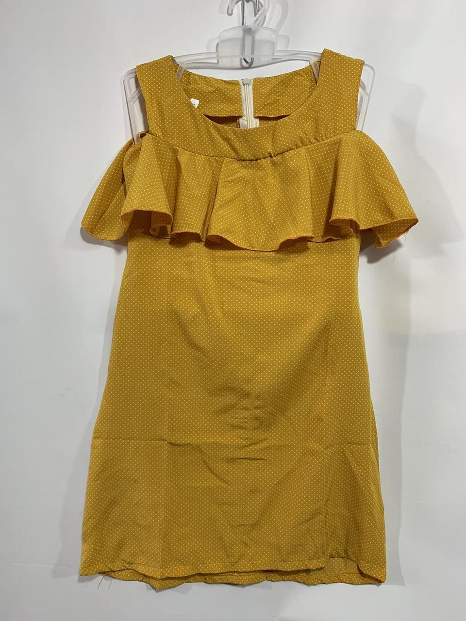 Дитяче плаття для дівчинки в дрібний горох р. 116-134 біле