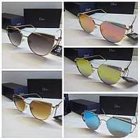 Очки женские брендовые солнцезащитные Dior, фото 1