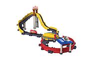 Игровой набор Огненный путь с паровозиком Вилсон на батарейках