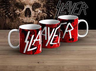 """Чашка Слейер """"Red"""" / Slayer"""