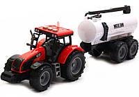 Дитячий Трактор з Причепом Іграшка