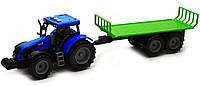 Детский Трактор с Прицепом Игрушка