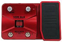 Mooer VEM Box процессор эффектов-вокодер для электрогитары