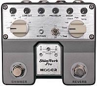Mooer Shim Verb Pro двойная педаль для гитары эффект ревербератор