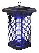 Настольная/ подвесной антимоскитная лампа (уничтожитель комаров и москитов) Baseus Черный (ACMWD-TB01)