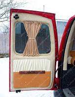Автомобильные шторки для Фольксваген Кадди (шторки на стекла Volkswagen Caddy)