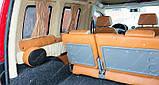 Автомобильные шторки для Фольксваген Кадди (шторки на стекла Volkswagen Caddy), фото 3