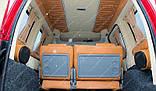 Автомобильные шторки для Фольксваген Кадди (шторки на стекла Volkswagen Caddy), фото 5