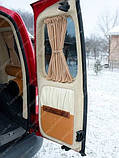 Автомобильные шторки для Фольксваген Кадди (шторки на стекла Volkswagen Caddy), фото 2