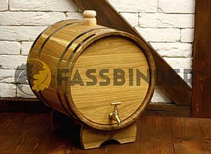 Жбан дубовий (бочка) для напоїв Fassbinder™ 20 літрів