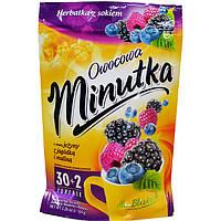 Чай ягодный Minutka Ежевика черника и малина 2г х 32 шт 26.128, КОД: 1645289