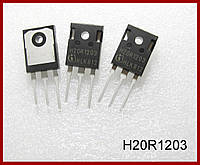 H20R1203, транзистор , IGBT.