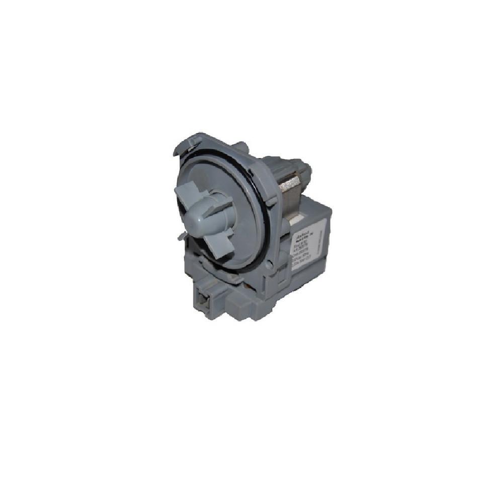 Сливной насос Askoll (M221, M50, RC0291, M215) для стиральной машины (3 защелки, клеммы спереди)