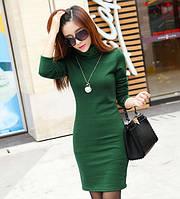 Женское платье Miranda (есть новый цвет БОРДО) Зеленый