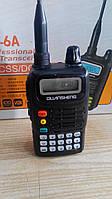 Рация Quansheng TG-6A VHF, радиостанция 136-174 МГц, 5 Вт, фото 1