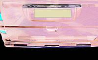 Mercedes Viano Накладка над номером OmsaLine
