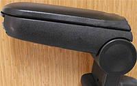 Відкидний підлокітник на Peugeot 207 (чорний)