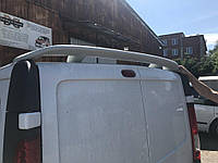 Спойлер Исикли на Nissan Primastar, фото 1