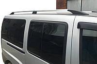 Fiat Doblo Рейлінги Хром на стандаратную базу, фото 1