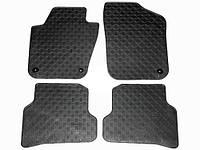 Seat Ibiza 2010-2021 Оригінальні гумові килимки Doma