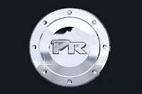 Kia Rio HB 2005-2011 Накладка на бак хром