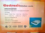 Весы электронные Kitchen skale SF-400, фото 3