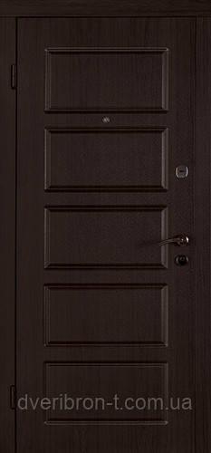 Входная дверь Лестница-В 880 венге